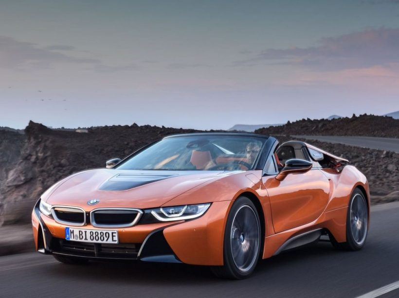 bmw i8 roadster essai de casting pour watts dz news vid o. Black Bedroom Furniture Sets. Home Design Ideas