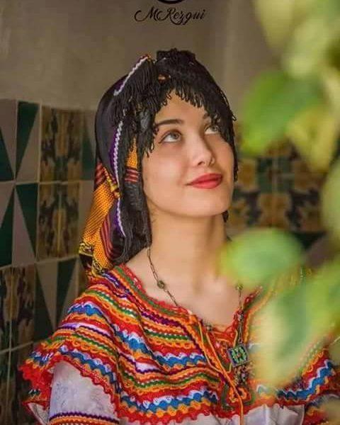 Foulard kabyle mythe