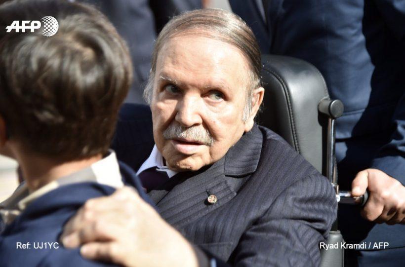 Abdelaziz Bouteflika désigné candidat par son parti — Présidentielle en Algérie