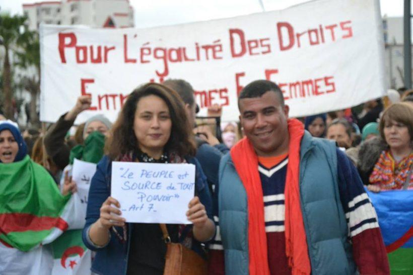 Aokas : Le militant Lyes Touati convoqué par la police Lyes