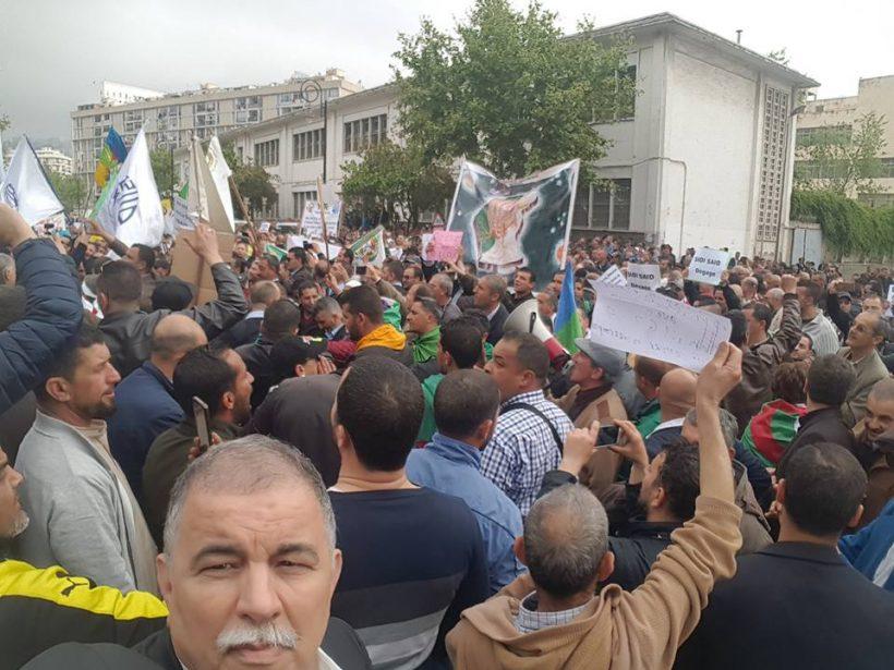 Algérie : à propos des libertés syndicales, de l'Ugta, des syndicats autonomes, du pouvoir politique et du pouvoir de l'argent