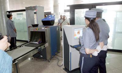 Mouvement dans le corps des douanes algériennes