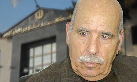 Lakhdar Bouragaa placé sous mandat de dépôt