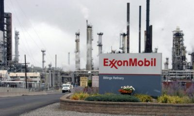 Algérie ExxonMobil groupe voyou