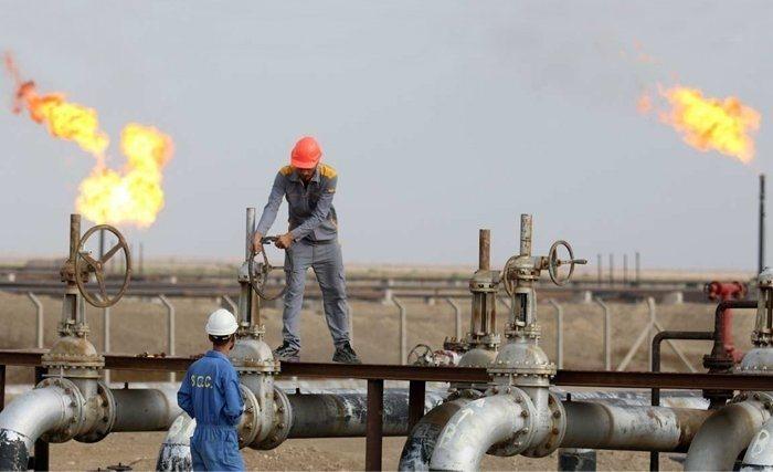 hydrocarbures Algérie