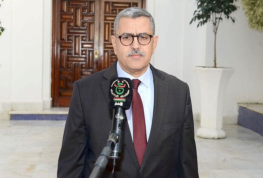 Abdelaziz Djerad