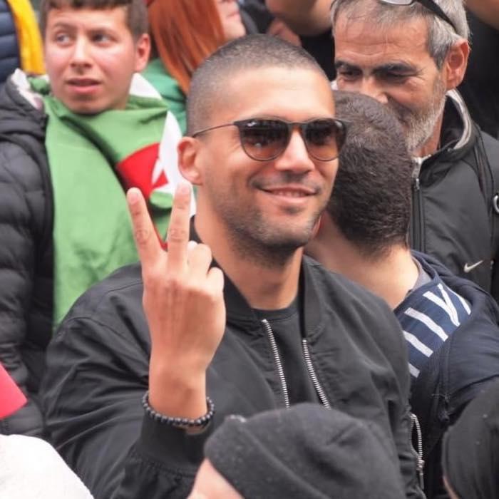 Le journaliste Khaled Drareni