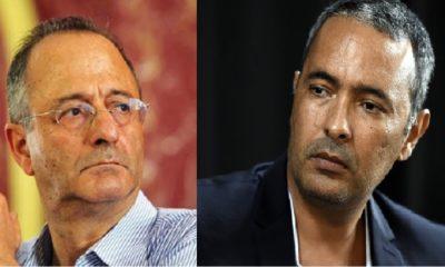 Lahouari Addi et Kamel Daoud
