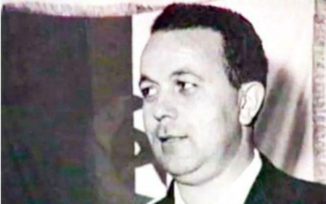 Abane Ramdane, l'architecte de la révolution.