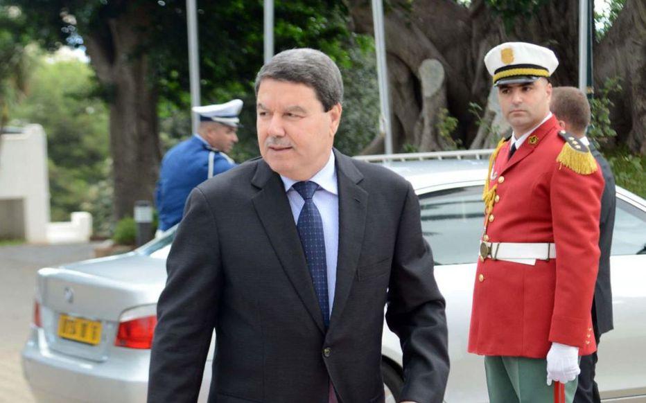 L'ex-DGSN Abdelghani Hamel