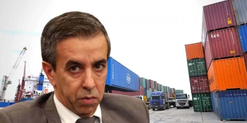 Ali Haddad, le patron de l'ETRHB