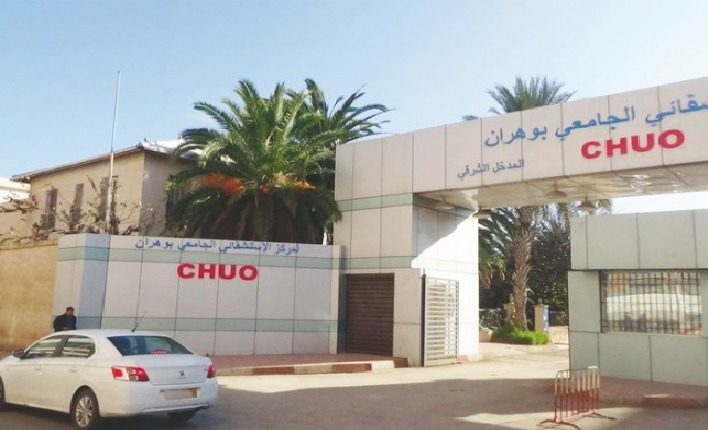 CHU d'Oran