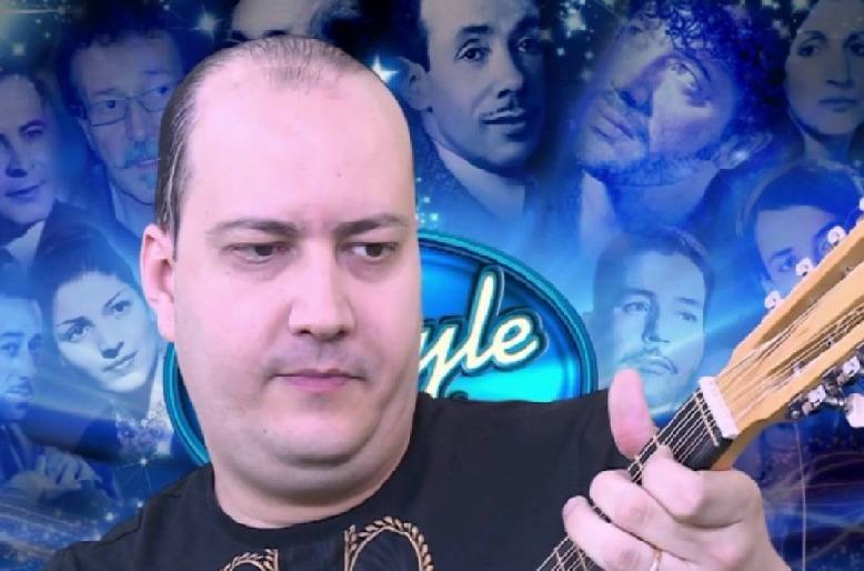 Chanteur Mohamed Allaoua