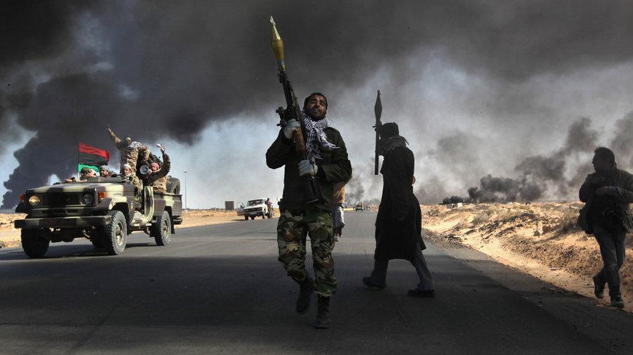 Libye : Berlin, Paris et Rome menacent de sanctions les puissances étrangères soutenant les belligérants