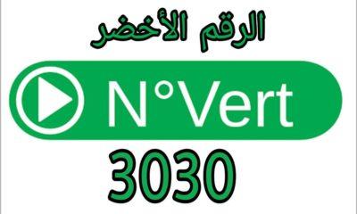 Coronavirus numéro vert