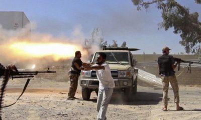 Guerre en Libye