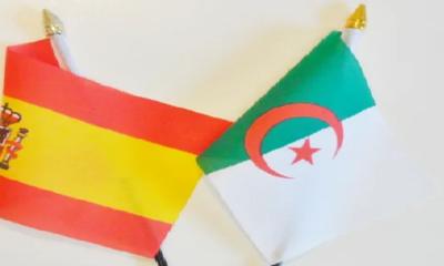 Algérie Espagne