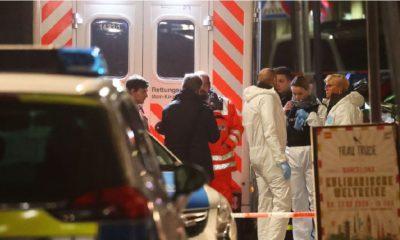 Fusillades en Allemagne
