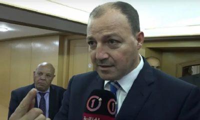 L'ancien ministre de la Jeunesse et des Sports Mohamed Hattab