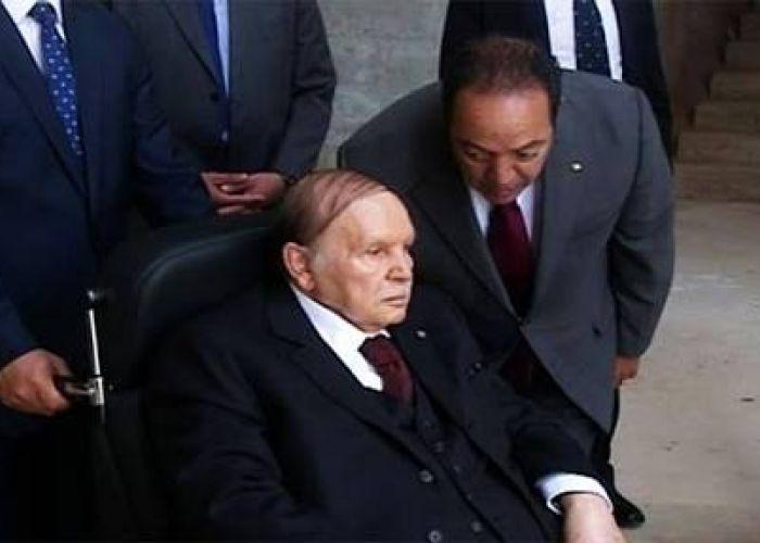 Mokhtar Reguieg, l'ex-chef de protocole de Bouteflika.