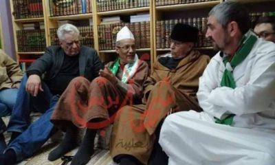 Mustapha Bouchachi, Lakhdar Bouegaa, Ali Belhadj et Samir Belarbi