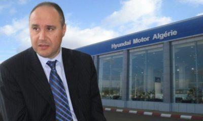 Omar Rebrab, DG de HMA