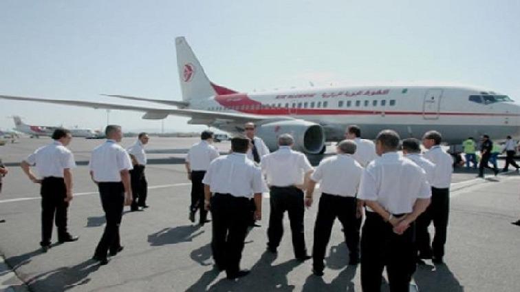 PNC d'Air Algérie en grève.