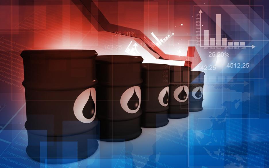 Le prix du pétrole au plus bas