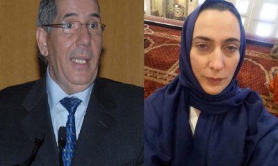 Prophète Noureddine Boukrou et la prophétesse Kahina Bahloul