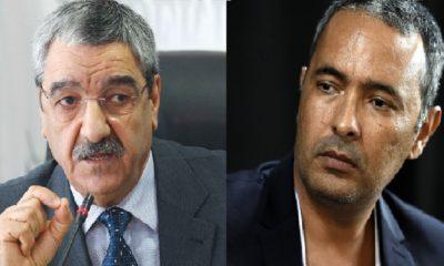 Saïd Sadi et Kamel Daoud