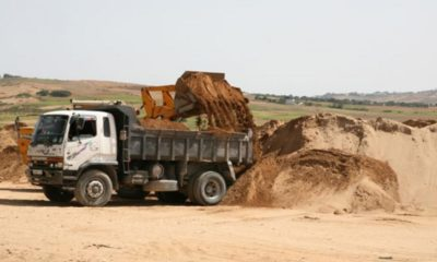 L'Algérie importe du sable
