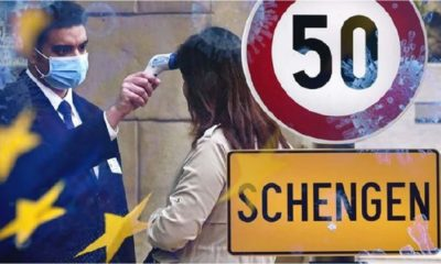 La libre circulation dans l'espace Schengen et le Coronavirus