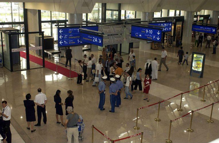 Aéroport Houari Boumediene