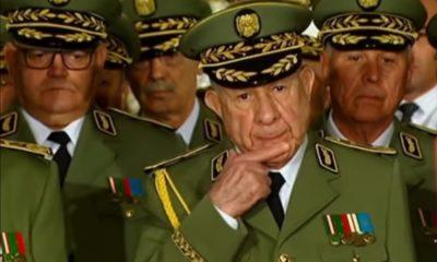 le général-major Saïd Chengriha