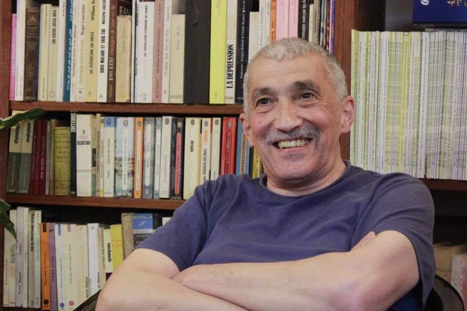 Entretien avec Salah-Eddine Sidhoum