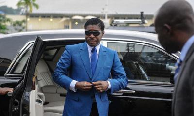 Le vice président de la Guinée équatoriale