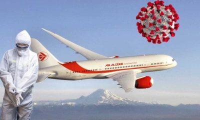 Air Algérie coronavirus