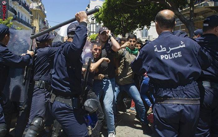 Algérie CNLD terreur