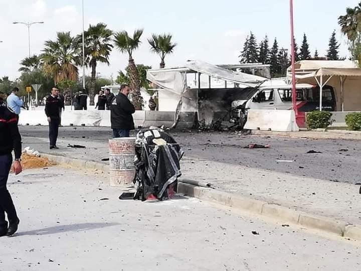 Attentat Tunis Tunisie 6 mars