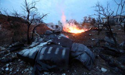 Avions syriens abattus de type Soukhoï