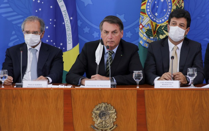 Brésil Jair Bolsonaro