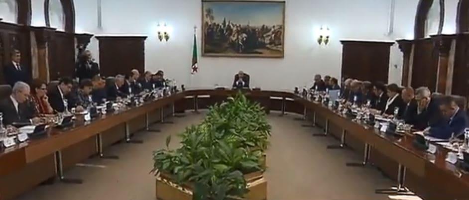Conseil des ministres du 8 mars