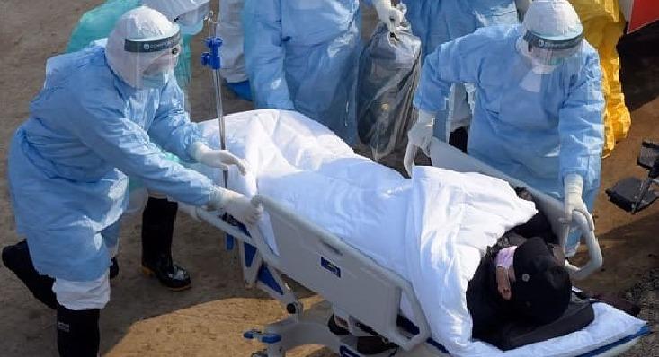 Coronavirus Algérie décès
