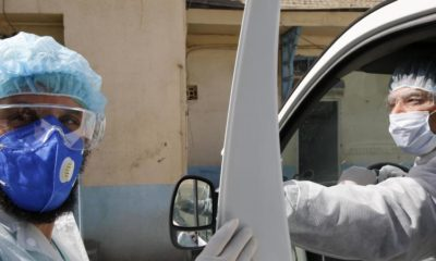Coronavirus évadé Boufarik Mostaganem