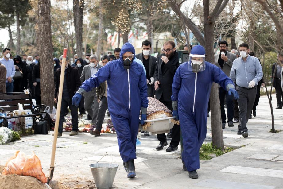 Coronavirus Iran décès