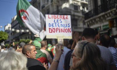 Détenus Algérie CNLD