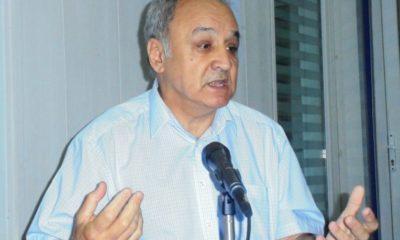 Dr Bekkat Berkani, président du Conseil de l'ordre des médecins