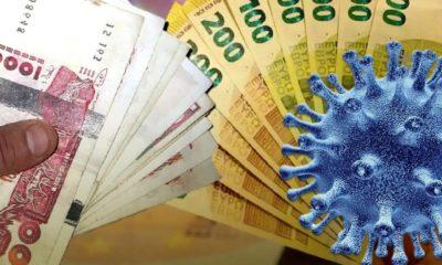 Euro dinar coronavirus