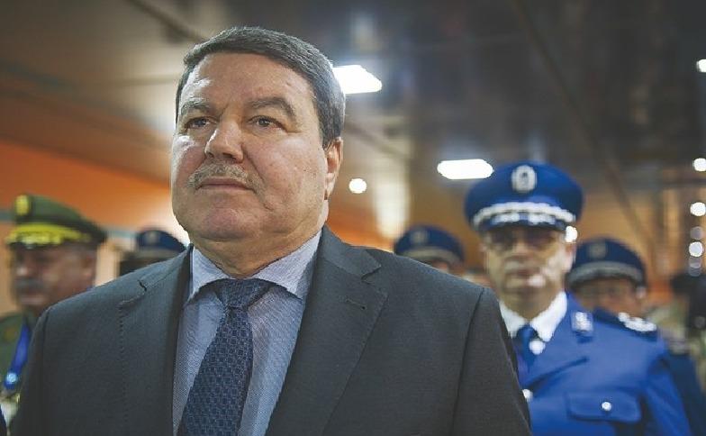 Ex-DGSN Abdelghani Hamel