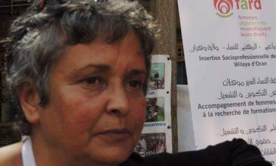 Fatma Boufnik victime de harcèlement